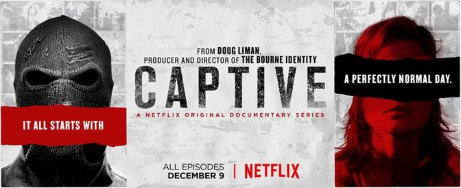 Captive- the new true-crime documentary available on Netflix
